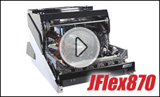 jflex870 digital conversion system
